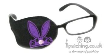 Bunny Orthoptic eye patch
