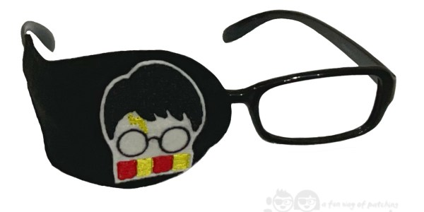 Harry Potter Orthoptic Eye Patch