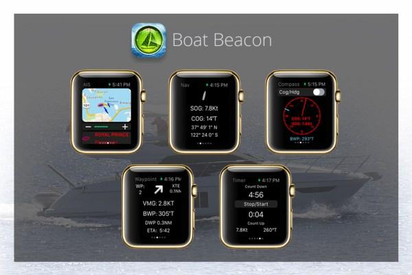 Apps für die goldene Apple Watch