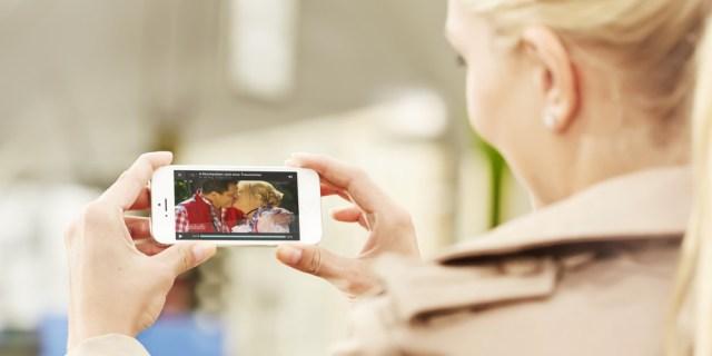Live TV auf dem iPhone