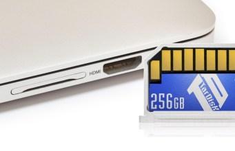 TarDisk MacBook Speicher erweitern