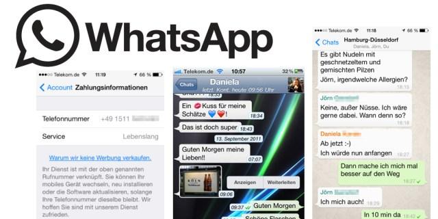 Kauf Übernahme Facebook Whatsapp