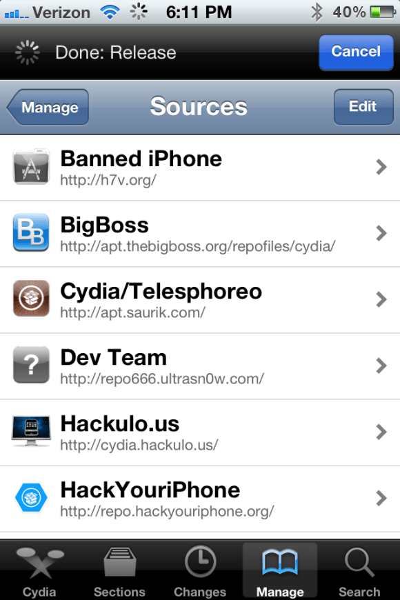 sources Ten Awesome iPhone 4S and iPad 2 Sources/Repository