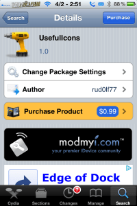 usewfullcons 200x300 Control From SpringBoard;Usefullcons Cydia Tweak