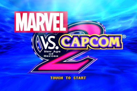 marvelcapcom Games For New iPad