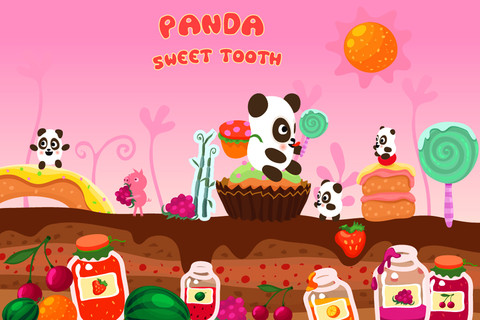 Panda Sweet Tooth Full: iPhone App Review