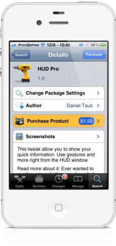 hud HUD Pro Cydia Tweak: Customize Volume Interface And More