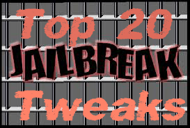 top20tweaks Top 20 Cydia Tweaks 2013: Ultimate Jailbreak Device