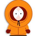 iPhone Wallpaper southpark kenny mccormick