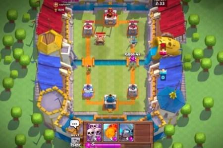 clash royale un nouveau jeu de combat en tete a tete par supercell