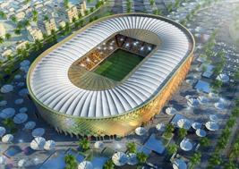 Stadiums Iprotek Qatar