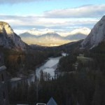 Till & McCulloch Stem Cell Meeting in Banff: The Road Here