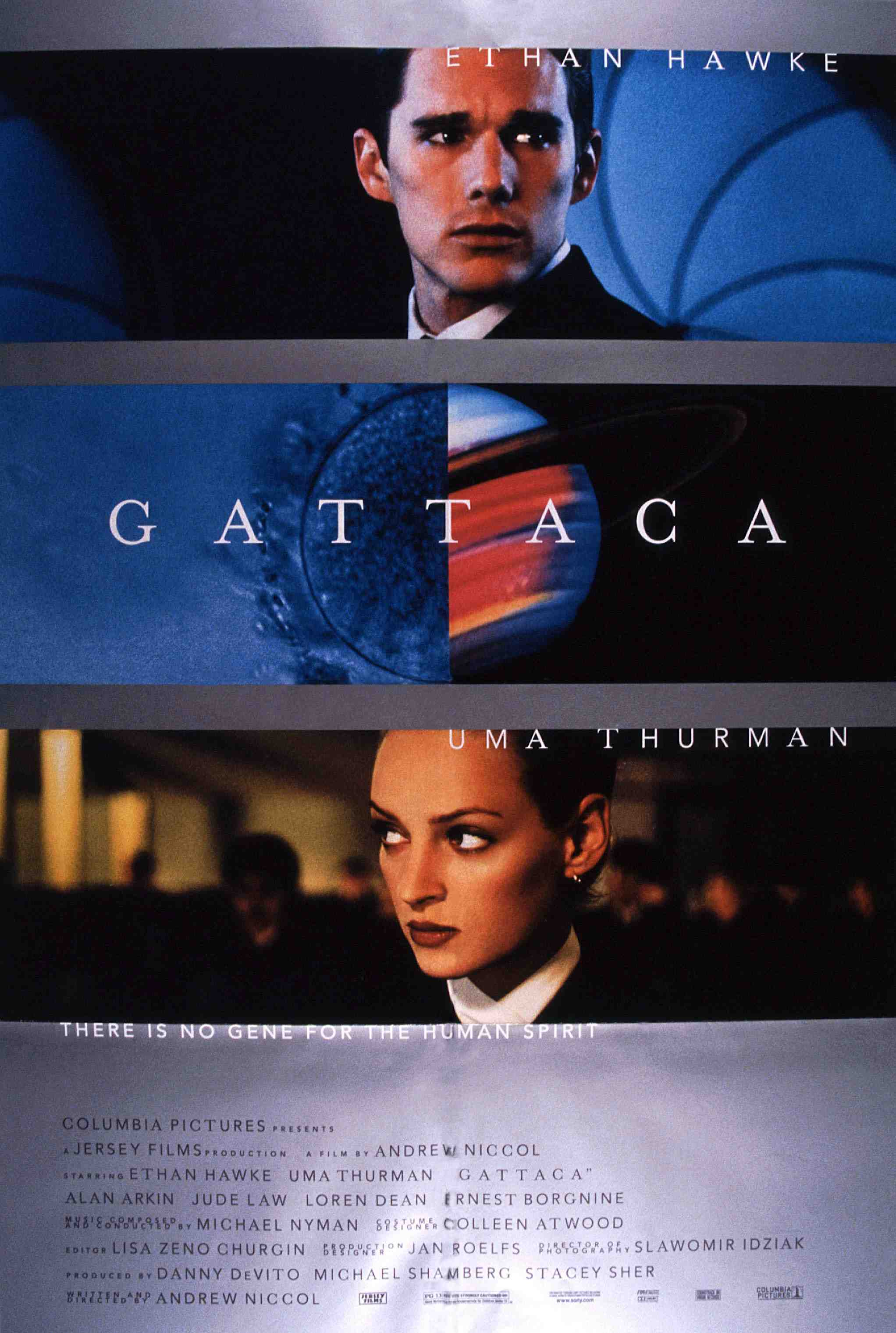 film techniques used in gattaca Innovations in filming or lighting or camera techniques the film makes great use of sound effects to make the gattaca institute appear cold and dispassionate gattaca literary elements gradesaver, 16 august 2017 web cite this page study guide navigation about gattaca.