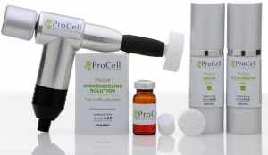 stem cell microneedling