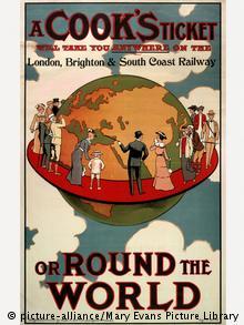 Διαφήμηση του Thomas Cook του 1904