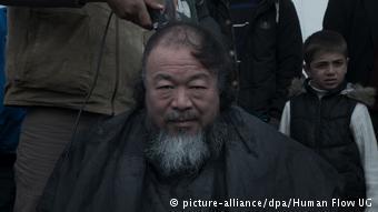 Ο ανατρεπτικός Κινέζος εικαστικός Άι Γουέι Γουέι
