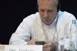ΠΑΝΑΓΙΩΤΗΣ ΚΥΡΙΑΚΟΥΛΙΑΣ, γενικός γραμματέας Ομοσπονδίας Ιδιωτικών Υπαλλήλων Ελλάδος (ΟΙΥΕ)