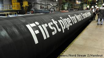 Nord Stream II, ένα έργο που αναμένεται να αλλάξει τα ενεργειακά δεδομένα στην Ευρώπη