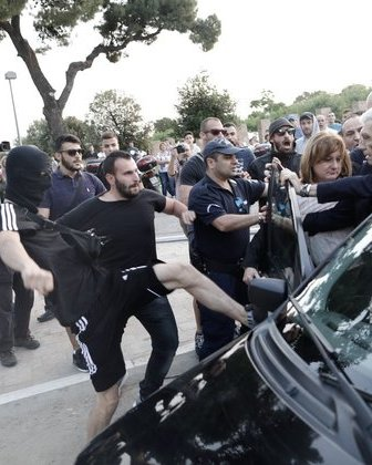 Rally in commemoration of the 103rd anniversary for the victims of the Pontic Genocide, in Thessaloniki, on May 19, 2018 / Πορεία μνήμης για την 103η επέτειο της Ποντιακής Γενοκτονίας, στην Θεσσαλονίκη, στις 19 Μαΐου, 2018
