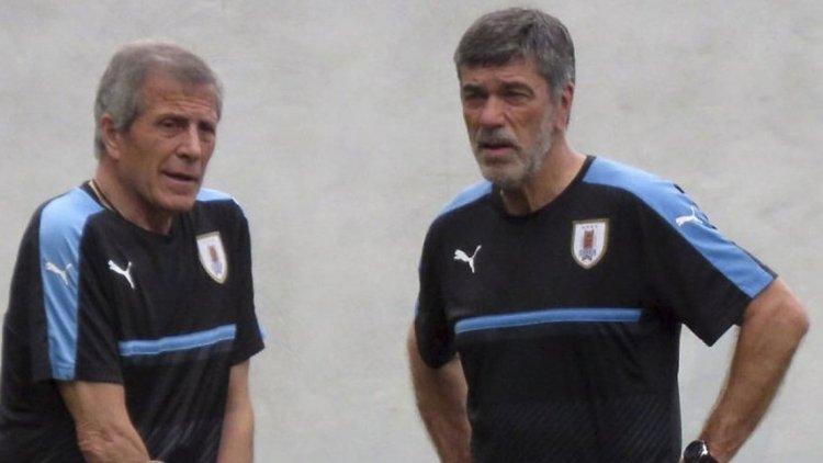 Με τον Herrera, συνεργάτη του, από το 1980.