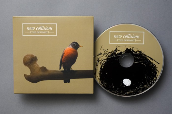 New Collisions The Optimist CD