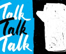 Talk Talk Talk post header