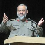 Commander of the Iran's Basij force, a subordinate of Iran's Revolutionary Guard Corps (IRGC), Mohammad-Reza Naghdi