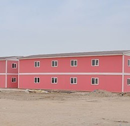 Rebuilding Iraq… With Modular Construction