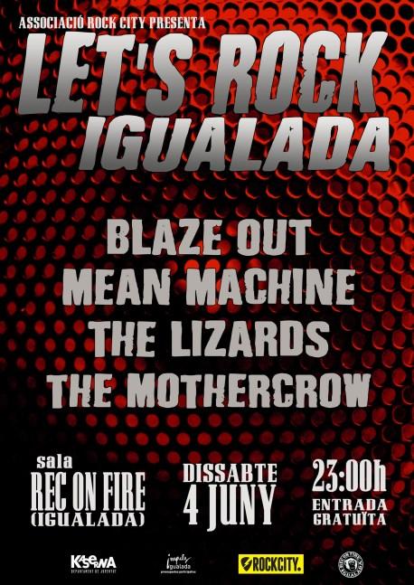 A3 Let's Rock Igualada