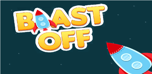 Blast Off Google Play Banner