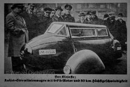 Kaiser Stromlinienwagen aus Oschersleben