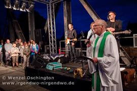ANDERNORTSgottesdienst mit dem Pastorenehepaar Gabriele und Andreas Herbst