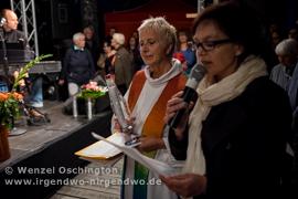 ANDERNORTSgottesdienst   Flaschenpost Annegret Laabs