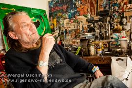 Holle W. – Buckauer Unikat und sein eigenes Kunstwerk