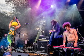 Andy Frasco & his U.N. – Party-Blues aus Los Angeles – Fährmannsfest 2014