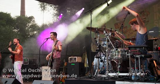 The Intersphere - Fährmannsfest