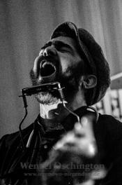 Jesse Moore in der Hasenschaukel | Reeperbahnfestival 2014