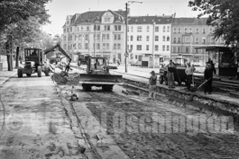 Magdeburg 1989  |  Halberstädter Straße | Hinterhaus