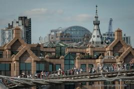 Millenium-Bridge (London)