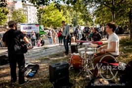 Karl die Große –  Berliner Mauerpark