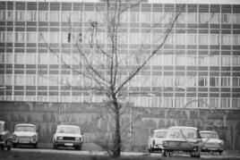 STASI-Gebäude /  Magdeburg Kroatenweg