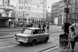 Magdeburger Stadtgesichter 1990 - Hasselbachplatz