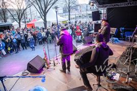 Meile der Demokratie - Magdeburg / Alter Markt