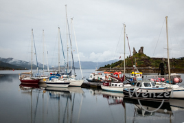 Port of  Kyleakin /  Isle of Skye