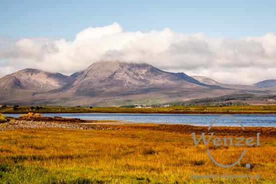 The  Cuillin Hills –  Isle of Skye