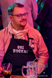 Buckau meets Hollywood  //  CSI – Party im