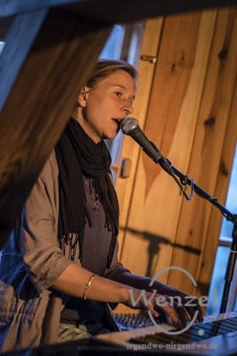 Magdeburger Songtage:  Die fabelhafte Welt der Annika Frerichs