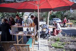 Frühlingsflohmarkt im Vitopia
