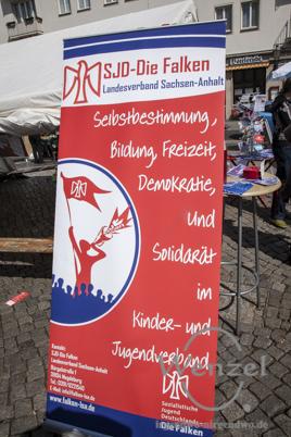1. Mai Magdeburg - Alter Markt