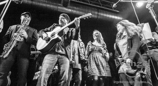 Bob Dylan - Tribute //  Abschlusskonzert der Magdeburger Songtage 2015